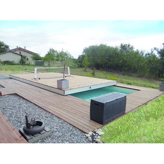 Terrasse mobile pour piscine movingfloor octavia for Prix piscine demontable