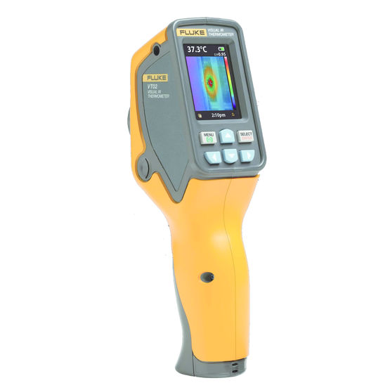 Thermomètre infrarouge visuel | VT02