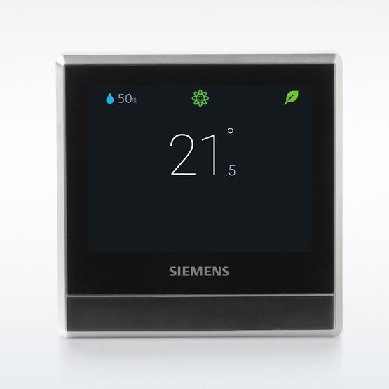 rds110 thermostat d 39 ambiance intelligent. Black Bedroom Furniture Sets. Home Design Ideas