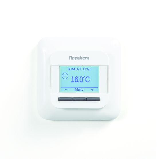 Thermostat pour plancher chauffant lectrique nrg dm pentair water filtration afl - Thermostat plancher chauffant electrique ...