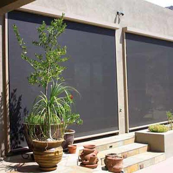 tissu de protection solaire transparent pour int 233 rieur ou ext 233 rieur mermet