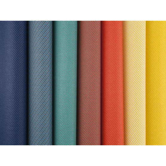 Tissu de protection solaire transparent pour int rieur ou for Tissu pour coussin exterieur