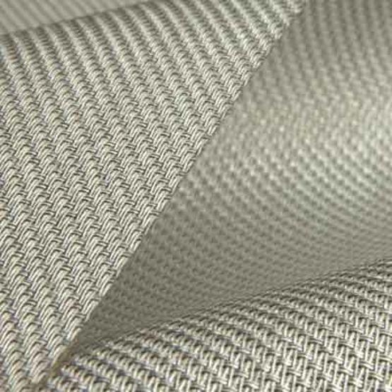 Tissu m tallis de protection solaire pour stores int rieurs satin 5500 low e mermet - Toile protection solaire ...
