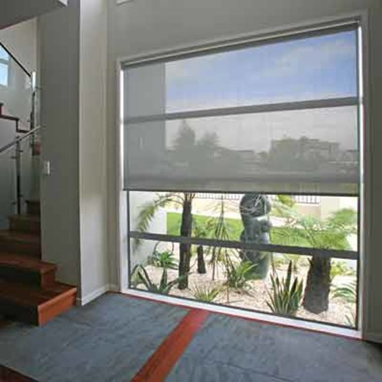 tissu screen m tallis pour stores int rieurs ou. Black Bedroom Furniture Sets. Home Design Ideas