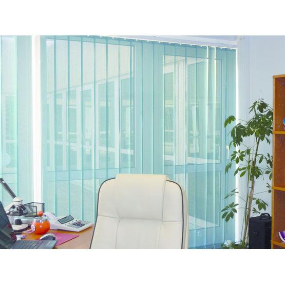 Toile de protection thermique et solaire pour stores verticaux rayflectiss - Toile protection solaire ...