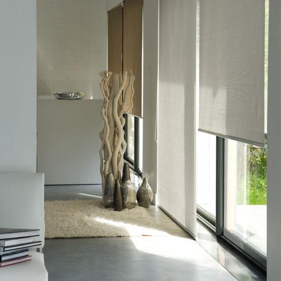 toiles de protection solaire pour stores verticaux int rieurs ou ext rieurs dickson constant. Black Bedroom Furniture Sets. Home Design Ideas
