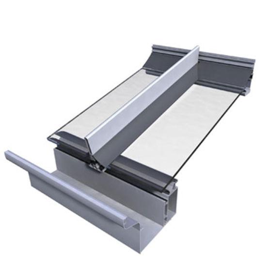 Toiture pine en aluminium alumafel hydro building systems for Profile alu pour veranda