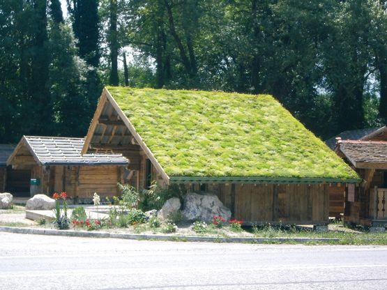 toiture v g talis e pr te poser sur toiture en pente verdura eternit france. Black Bedroom Furniture Sets. Home Design Ideas
