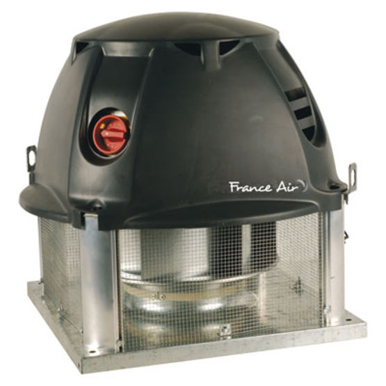 Tourelle de ventilation et de d senfumage france air - Tourelle extraction cuisine ...