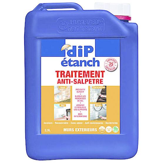 Traitement anti salp tre pour murs int rieurs ou ext rieurs traitement anti - Traitement anti humidite mur exterieur ...
