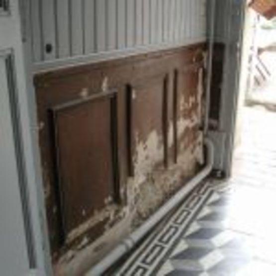 Mur moisissure traitement stunning moisissure mur chambre source salpetre mur interieur cool la - Salpetre traitement javel ...