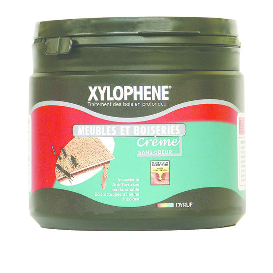 Traitement pour meubles et boiseries en cr me xylophene meubles et boiseries cr me xylophene - Xylophene meuble ...