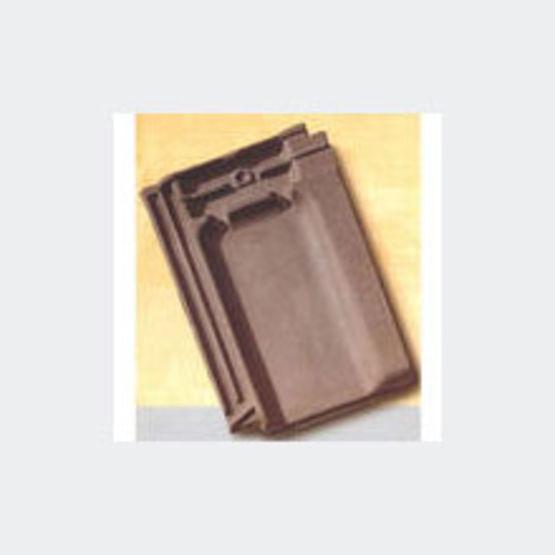 tuile m canique de petit format de couleur rouge ou marron chartreuse monier. Black Bedroom Furniture Sets. Home Design Ideas