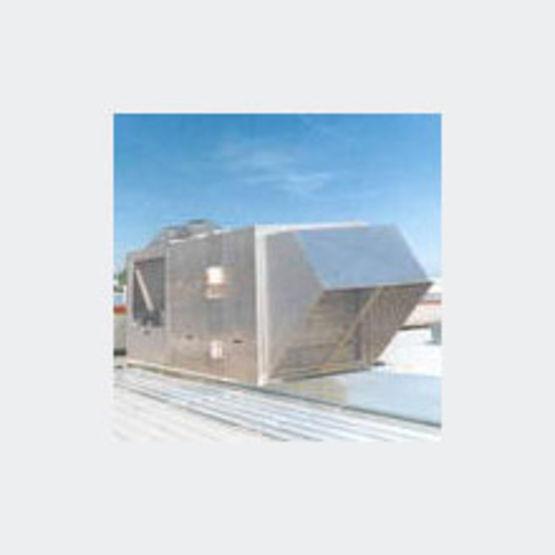 Unité de ventilation de toiture pour locaux industriels - COLT