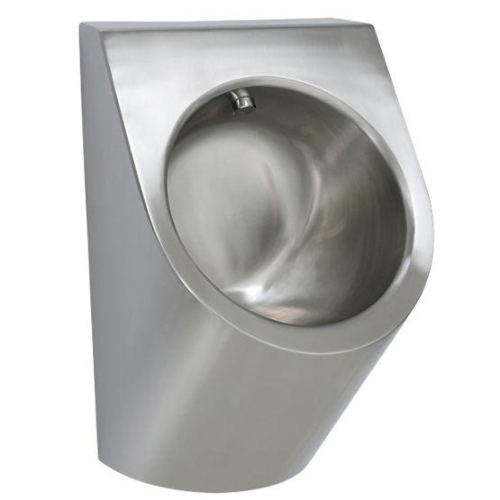 urinoir suspendu en acier inoxydable urba supratech. Black Bedroom Furniture Sets. Home Design Ideas