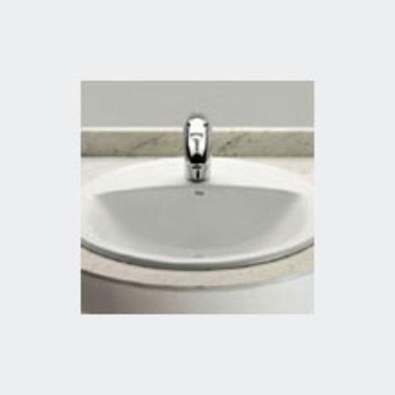 Vasque à encastrer de profondeur réduite | Aloa - Roca division ...
