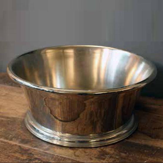 Vasque En Cuivre vasque semi-encastrée en cuivre ou laiton | vasques en cuivre ou