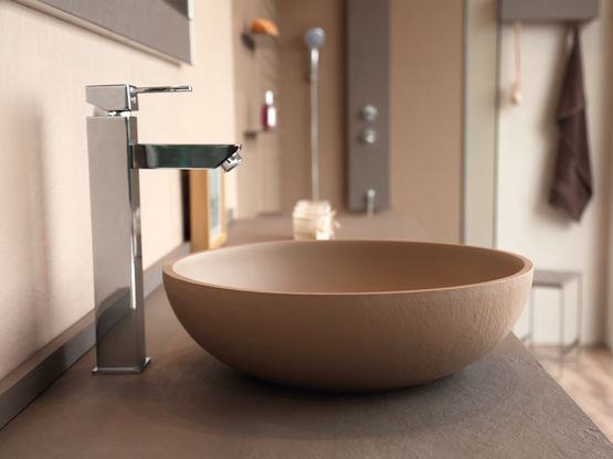 Vasques pour salle de bain | ON-TOP CIRCLE  - ACQUABELLA