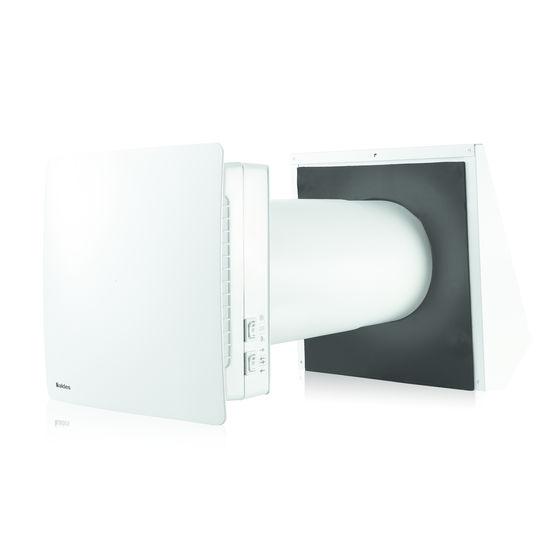ventilation double flux pi ce par pi ce aldes. Black Bedroom Furniture Sets. Home Design Ideas