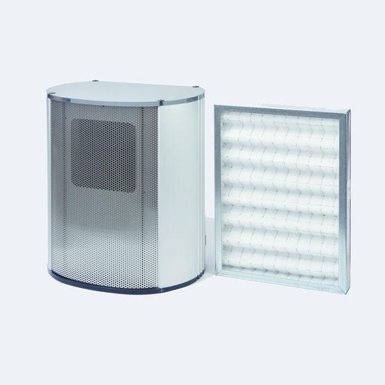 Ventilation Par Surpression Pour Habitat  Vph Eco Design  Eoletec
