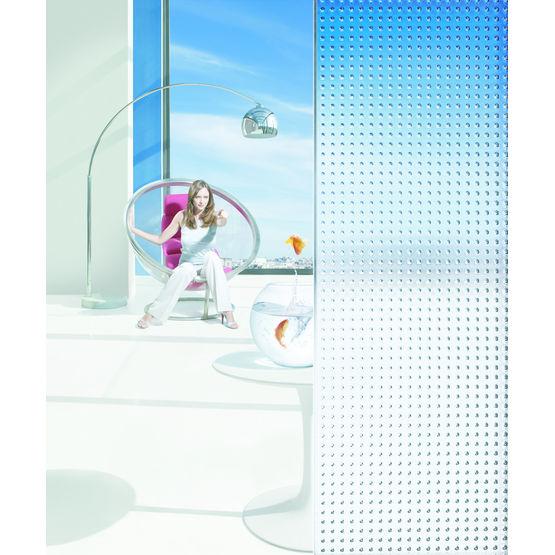 verre imprim billes sgg master shine saint gobain glass. Black Bedroom Furniture Sets. Home Design Ideas