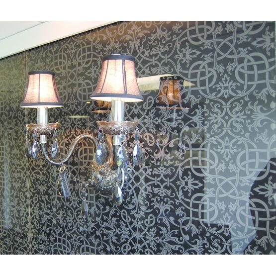 verre s rigraphi tremp en grandes dimensions seristal. Black Bedroom Furniture Sets. Home Design Ideas