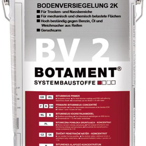 Vitrification 2k Pour Sols Mineraux En Interieur Et Exterieur Botament Bv 2 Mc Chimie