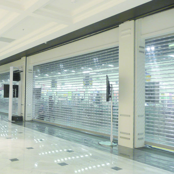 Volet transparent de protection | Maxivision