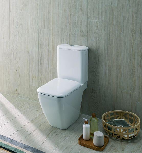 wc sur pied sans bride pr t installer allia. Black Bedroom Furniture Sets. Home Design Ideas