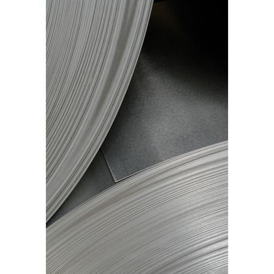 zinc lamin en bobines bobineaux ou feuilles elzinc asturiana de laminados sa. Black Bedroom Furniture Sets. Home Design Ideas
