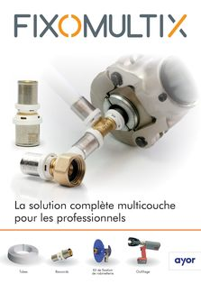 FIXOMULTIX - Brochure Solution MULTICOUCHE
