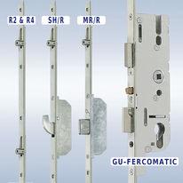 Serrures multipoints pour portes pali res serrures for Cremone maco