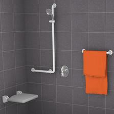 tous les produits en barre d 39 appui et accessoires pmr de normbau page 1. Black Bedroom Furniture Sets. Home Design Ideas
