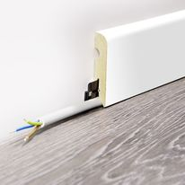 plinthe en pvc semi rigide l vres souples romuflex romus. Black Bedroom Furniture Sets. Home Design Ideas