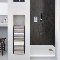 receveurs de douche en bois exotique star co wirquin. Black Bedroom Furniture Sets. Home Design Ideas