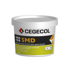 Colle de maintien en dispersion pour PVC mural douche | CEGE 100 SMD