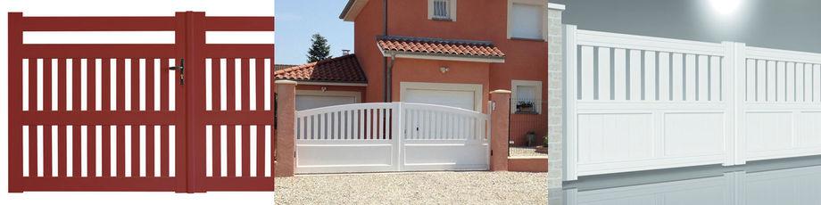 Comment choisir, installer et peindre un portail en PVC ?