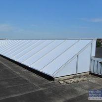 Fen tre de toit coulissante ouverture totale gv for Edicule toiture terrasse