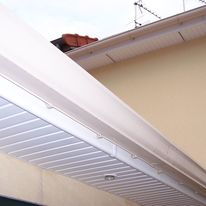 Planche de rive en PVC pour toitures en neuf ou rénovation | Planche de Rive UltraVentil
