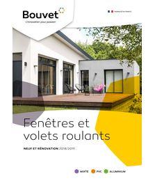 Catalogues Fenêtre Et Porte Fenêtre En Pvc Batiproduitscom
