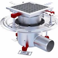 Caniveaux et siphons en acier inoxydable pour le drainage intérieur des bâtiments imposant des normes d'hygiène strictes | ACO Eskis HygieneFirst