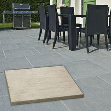 Dalles pour jardin et terrasse produits du btp page 4 - Dalles pierre reconstituee ...