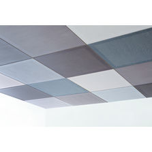Dalle de plafond acoustique microperforée