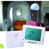 Thermostat sans fil pour installation existante | Ecoseo