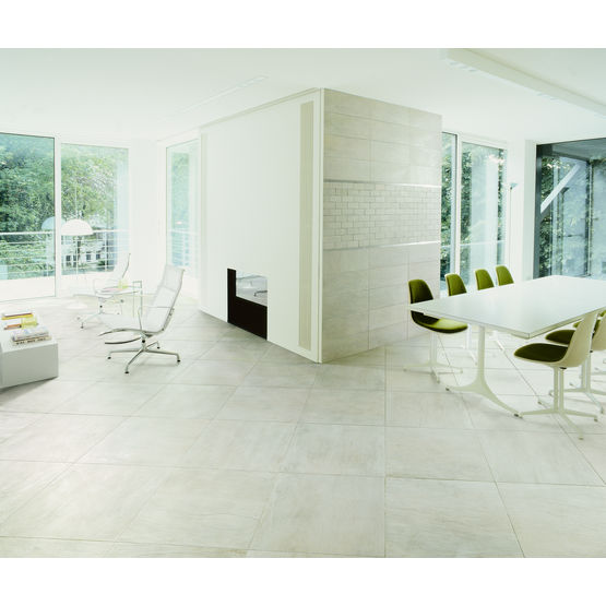 Carrelage en gr s c rame d 39 apparence pierre quartzite caesar for Carrelage quartzite