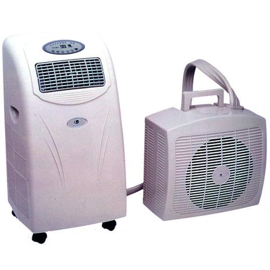 climatiseur monosplit mobile pour froid seul alpatec. Black Bedroom Furniture Sets. Home Design Ideas