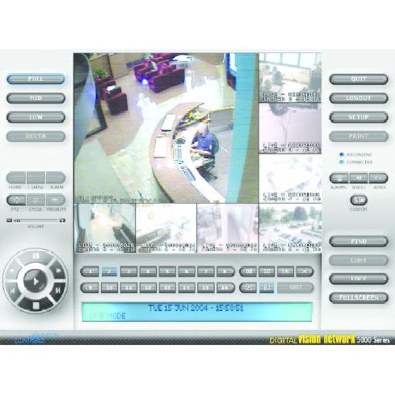 Consulter sur Batiproduits le détail : Solutions informatiques de vidéosurveillance