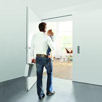 Mécanisme intégré pour portes battantes | ECturn - ECturn Inside