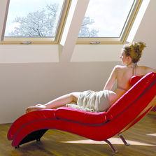 fen tre de toit pivotante ou ouverture par projection. Black Bedroom Furniture Sets. Home Design Ideas