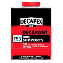 D capant pour peintures en film mince ou pais decapex 52 tsi decapex dyrup - Decapant metal sans gratter ...